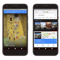 Google Arts & Culture ile Yüzlerce Müze Ekranınıza Taşınıyor
