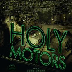 Kutsal Motorlar Filminde Rolün Rolündeki Mimarlık