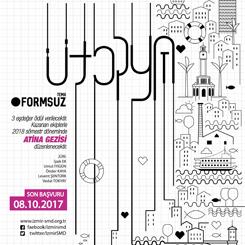 Gürhan Tümer Anısına İzmir Ütopyaları - İzmir SMD Öğrenci Fikir Projesi Yarışması 2017