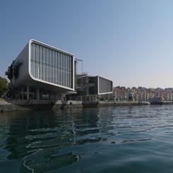 Renzo Piano'dan Botín Kültür Merkezi