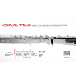 Ankara, Saklı Peyzajlar Atölyesi