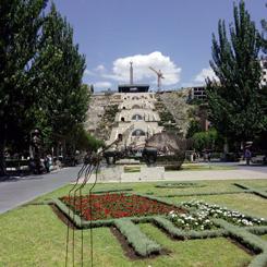 """""""Katman""""ın Anlamını Bulduğu Şehir, Erivan"""