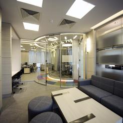 Aktif Group Yönetim Binası