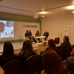 "CI Dialogues Konferans Serisi 2017; ""Movement"""