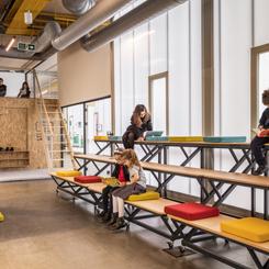 Özel Sezin Okulu Açık Çatı Projesi