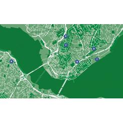 15. İstanbul Bienali Sergi Mekânları