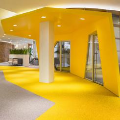 Yandex Merkez Ofisi Renovasyonu