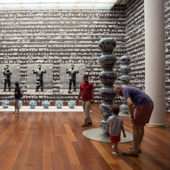 """""""Ai Weiwei Porselene Dair"""" Sergisi 11 Mart'a Kadar Uzatıldı"""