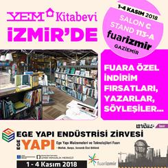 2018 Ege Yapı Endüstrisi Zirvesi - YEM Kitabevi Konferansları