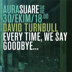 AURA Suare #1: David Turnbull