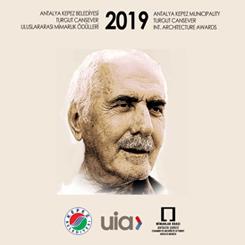 Antalya Kepez Belediyesi Turgut Cansever Uluslararası Mimarlık Ödülleri 2019
