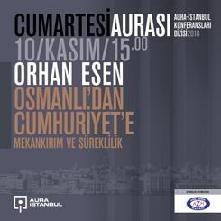 Osmanlı'dan Cumhuriyet'e: Süreklilik ve Mekankırım