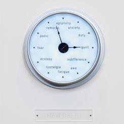 """Pera Müzesi'nde  Zamanın Kurallarını Yıkan Sergi: """"Zaman Değişmeli"""""""