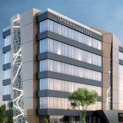 Tınaztepe Galen Hastanesi Bayraklı Yeni Binası