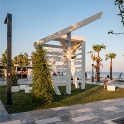 Antalya Konyaaltı Sahili Kentsel Tasarım Projesi