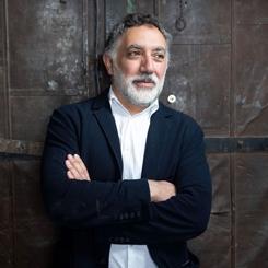 2020 Venedik Mimarlık Bienali'nin Küratörü Hashim Sarkis Oldu