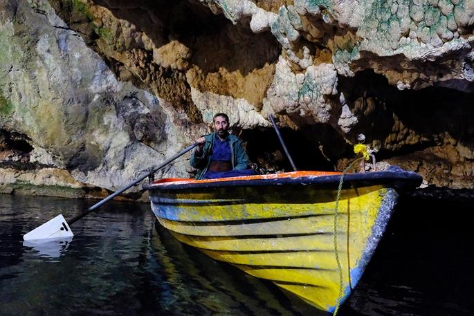 Sehulan Mağarası, Mahabad