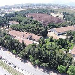 Kepez Belediyesi Dokuma Alanı Fikir Projesi Yarışması