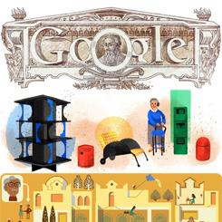 Google Doodle'larındaki Mimarlar