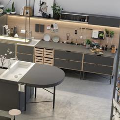 Üretim ve Paylaşım Merkezi 'Baz:Biz Mutfak'