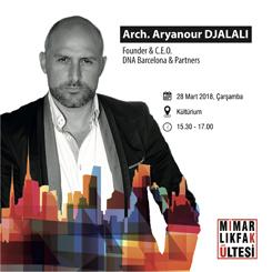 """İKÜ Mimarlık Konuşmaları 51: """"Archinature"""""""