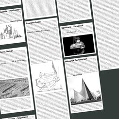 Nesin Sanat Köyü 2018 Mimarlık Programları