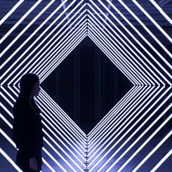 Boyutlar Arası Işık ve Ses Deneyimi: Narrow