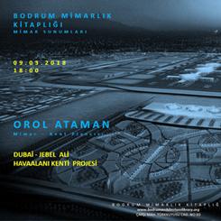 """""""Dubai-Jebel Ali Havaalanı Kenti Projesi"""""""