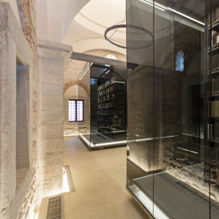 """Beyazıt Kütüphanesi'ne""""Olağanüstü Tarihi Yenileme"""" Ödülü"""