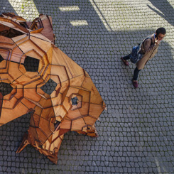 BİLGİ Mimarlık 16. Venedik Mimarlık Bienali'nde