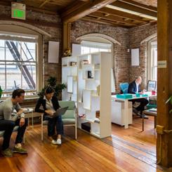 Tarihi Yapıda Modern Çalışma Mekanı; myGini Ofis