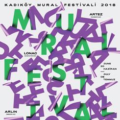 Mural İstanbul Festivali 2018