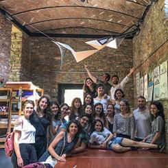Nesin Sanat Köyü 2018 Mimarlık Programları'nın İlki Tamamlandı