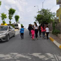 Anket: Sokaklar Çocuklar İçin Güvenli mi?