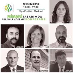Mimari Tasarımda İklimlendirme Konferansı 2018
