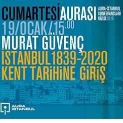 İstanbul 1839-2020: Kent Tarihine Giriş