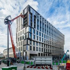 Paris'in İlk Sıfır Karbon Salımlı Binası; Green Office Enjoy