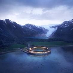 Dünyanın İlk Tükettiğinden Fazla Enerji Üreten Oteli; Svart