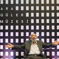 Ara Güler Müzesi'ne Özel Ödül