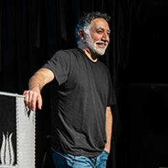 Hashim Sarkis Salon'a Konuk Oldu