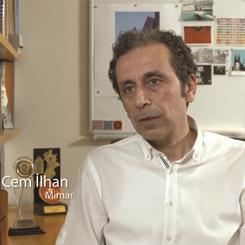 Mimar Cem İlhan 'Renkli DYOloglar'a Anlattı