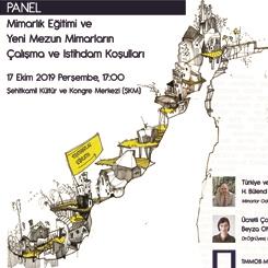 Mimarlık Eğitimi ve Genç Mimarların Çalışma ve İstihdam Koşulları
