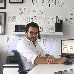 Mete Mordağ, Design Week Turkey'de Beş Sektörden Yedi Ürün Sergiliyor