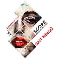 Sait Mingü ACT ile SCOPE Miami Beach'de