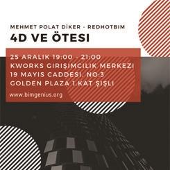 BIMgenius: Mehmet Polat Diker '4D ve Ötesi'