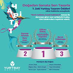 7. Zeki Yurtbay Tasarım Yarışması Sonuçlandı
