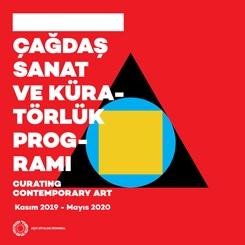 """""""Çağdaş Sanat ve Küratörlük"""" Seminer Dizisi Ocak 2020 Programı"""