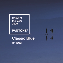 Pantone 2020 Rengi: Klasik Mavi