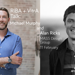 RIBA + VitrA ile Mimar Sohbetleri