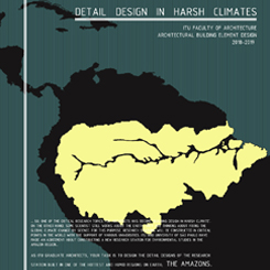 "Detail Design in Harsh Climates ""(Nearly) Zero Energy Building Design"" Semineri"